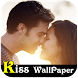 Couple Kiss Wallpaper by Photo Apps Developer