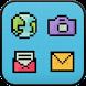 Yong Yong Pixel icon Theme by IThemeShop