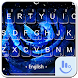 Blue Enchantress Keyboard by Fashion News