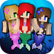Mermaid Skins for Minecraft PE by MineMaps