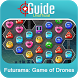 Guide Futurama: Game of Drones by NITTAYAAPPS