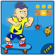 Caillo Skating Adventure by Floriapp