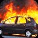 Dude Fire Car Prank