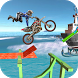 Mini Motorcycle Racing: Tricky Bike Stunt Driving by Gulf Games Studios