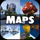 Skywars Maps for Minecraft by MineMaps