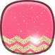 Pink Glitter Live Wallpaper by Phoenix Live Wallpapers