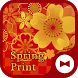 Gorgeous Wallpaper Spring Print Theme by +HOME by Ateam