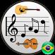 Notas Musicais by Web Big Bang