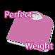 perfect weight- الوزن المثالي by Amal W