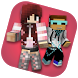 Skins Youtuber for Minecraft by MineMaps