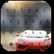 Fast Car Furious Keyboard by Designer Superman