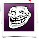 Trollator – Troll Face Camera by Fredag Apps