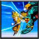 Super Saiyan Warrior-Dark Goku by Kaydev