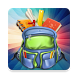 Backpack Bounce Game by Quikthinking Software