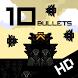 10 Bullets HD by Michel Gérard