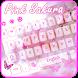 Pink Sakura Theme by M Typewriter Theme Studio