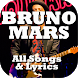 Bruno Mars music , Songs & lyrics