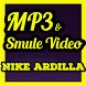 Lagu Nike Ardila & Smule Video by Homalon Studio