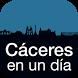 Cáceres en 1 día by Signlab