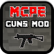 GUNS MOD FOR MCPE by RzSoft