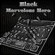 Black Panther Keyboard Theme by Pretty Cool Keyboard Theme