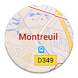 Montreuil City Guide by trApp