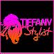 Tiffany The Stylist by Sidney Malone