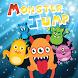 Monsters Jump by Cursordev