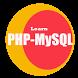 Learn PHP - MySQL by minaxApp