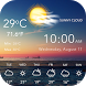 Weather & Clock Widget Android by Applock Security