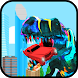 Angry Dinosaur vs City Police Rampage by Game Volla Productions
