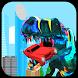 Angry Dinosaur vs City Police Rampage