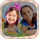 Cut paste photo stickers by Meza Apps