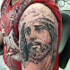 Jesus Christ Tattoos by Erie Records