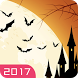Halloween Weather Forecast Widget & Radar monster by Better Weather Widget Monster Team