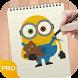 Learn To Draw Minions Pro by BestDv