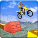Impossible Sky Track Race by Free Games Arcade