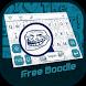 Free Doodle Theme&Emoji Keyboard by Cool Keyboard Theme Design