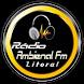 Radio Ambiental FM Litoral by Host Evolution