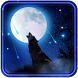 Wolf Moon Song live wallpaper by Free LWP group