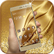 Gold Luxury Deluxe Theme by Colorful World