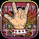 Rock Star Theme&Emoji Keyboard by happy emoji keyboard theme studio