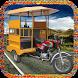 Tuk Tuk Chingchi Rickshaw 3D by Extremoid Apps