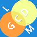 GCD LCM calculator by kYaEnter_App
