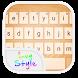 Emoji Keyboard-Log Style by BarleyGame