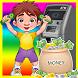 ATM Cash Crazy Supermarket Shopping by Miniflip Game Studios