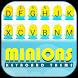 Cute Minions Theme&Emoji Keyboard by Fun Emoji Theme Creator