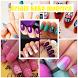 The latest nail polish designs by nandarjoss