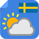 SWEDEN WEATHER by bigmetamobile