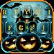 Halloween Ghost Keyboard by Keyboard Design Paradise